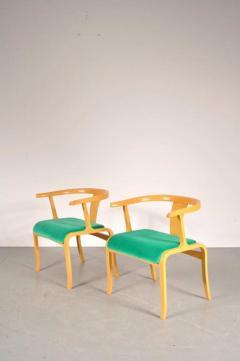 Toshiyuki Kita 1960s Rare Office Side Chair Attributed to Toshiyuki Kita for Tendo Japan - 796130