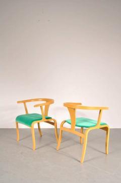 Toshiyuki Kita 1960s Rare Office Side Chair Attributed to Toshiyuki Kita for Tendo Japan - 818386