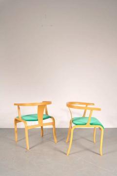 Toshiyuki Kita 1960s Rare Office Side Chair Attributed to Toshiyuki Kita for Tendo Japan - 818387