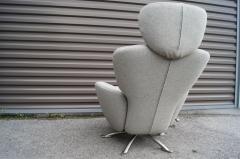 Toshiyuki Kita Dodo Reclining Lounge Chair by Toshiyuki Kita for Cassina - 2030952