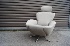 Toshiyuki Kita Dodo Reclining Lounge Chair by Toshiyuki Kita for Cassina - 2030953
