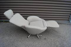 Toshiyuki Kita Dodo Reclining Lounge Chair by Toshiyuki Kita for Cassina - 2030956