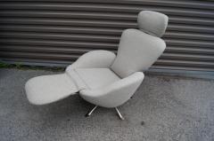 Toshiyuki Kita Dodo Reclining Lounge Chair by Toshiyuki Kita for Cassina - 2030968