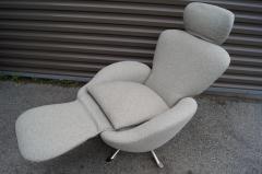Toshiyuki Kita Dodo Reclining Lounge Chair by Toshiyuki Kita for Cassina - 2030970