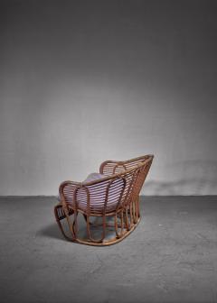 Tove Edvard Kindt Larsen Kindt Larsen bamboo and cane sofa Denmark - 1208958