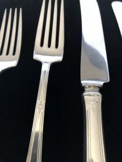 Towle Lady Mary Pattern Sterling Silver Flatware Service - 1488273