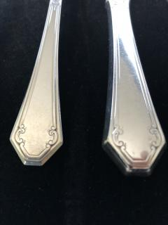 Towle Lady Mary Pattern Sterling Silver Flatware Service - 1488279