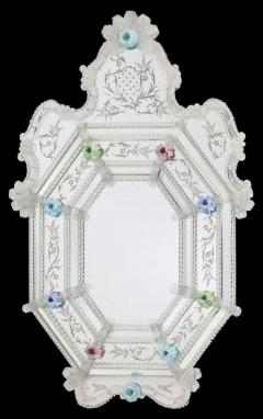 Traditional Venetian Mirror Hand Made in Venice - 2054919