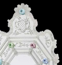 Traditional Venetian Mirror Hand Made in Venice - 2054920