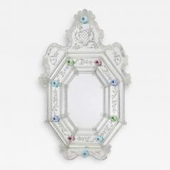 Traditional Venetian Mirror Hand Made in Venice - 2059843