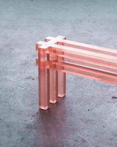 Translucid Bench by Laurids Gall e - 1485615