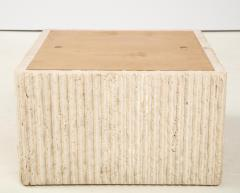 Travertine Cocktail Table - 1681516