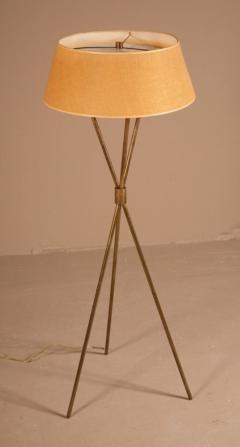 Tripod Floor Reading Lamp by T H Robsjohn Gibbings for Hansen - 774707