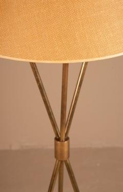 Tripod Floor Reading Lamp by T H Robsjohn Gibbings for Hansen - 774714
