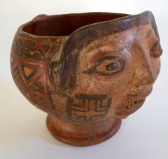 Trophy Head Ritual Bowl Costa Rica c 600 1000 A D  - 956029