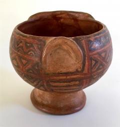 Trophy Head Ritual Bowl Costa Rica c 600 1000 A D  - 956030