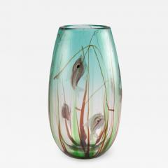 Tropical Fish Vase by Barbini - 777316