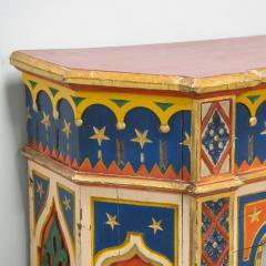 Troubadour fireplace mantelpiece - 1820331