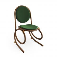 Troy Smith 21ST CENTURY CUSTOM MADE CONTEMPORARY ONE OF A KIND SPRING CHAIR - 942863