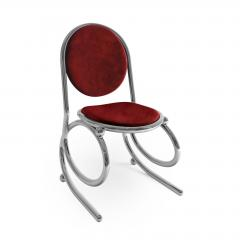 Troy Smith 21ST CENTURY CUSTOM MADE CONTEMPORARY ONE OF A KIND SPRING CHAIR - 942864