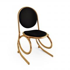 Troy Smith 21ST CENTURY CUSTOM MADE CONTEMPORARY ONE OF A KIND SPRING CHAIR - 942865