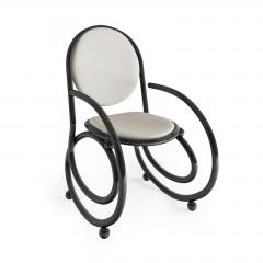 Troy Smith 21ST CENTURY CUSTOM MADE CONTEMPORARY ONE OF A KIND SPRING CHAIR WITH ARMS - 942844