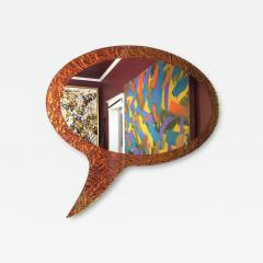 Troy Smith 21st Century Contemporary Handmade Mirror by Artist Troy Smith Artist Proof - 990966