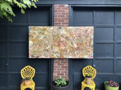 Troy Smith ACRYLIC PAINTING BY ARTIST TROY SMITH 36 X 72 CONTEMPORARY ART ABSTRACTION - 1065136