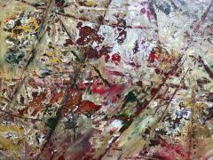 Troy Smith ACRYLIC PAINTING BY ARTIST TROY SMITH 36 X 72 CONTEMPORARY ART ABSTRACTION - 1065144