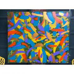 Troy Smith ACRYLIC PAINTING BY ARTIST TROY SMITH 60 X 72 CONTEMPORARY ART ABSTRACTION - 1066751
