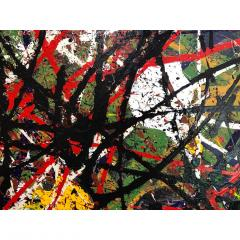 Troy Smith ACRYLIC PAINTING BY ARTIST TROY SMITH CONTEMPORARY ART ABSTRACTION - 1080358