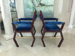Troy Smith Contemporary Purple Heart Chair by Artist Troy Smith - 989875