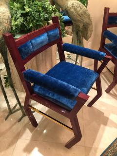 Troy Smith Contemporary Purple Heart Chair by Artist Troy Smith - 989878