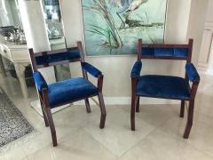 Troy Smith Contemporary Purple Heart Chair by Artist Troy Smith - 989882