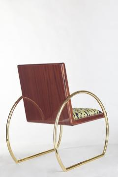 Troy Smith D Ring Lounge Chair - 360949