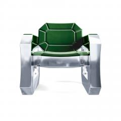 Troy Smith FACET LOUNGE CHAIR BY ARTIST TROY SMITH CONTEMPORARY DESIGN HANDMADE - 1034788