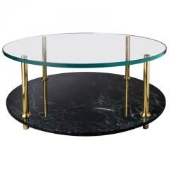 Troy Smith MGB Round Coffee Table - 443974