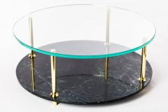 Troy Smith MGB Round Coffee Table - 443975