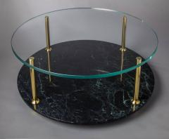 Troy Smith MGB Round Coffee Table - 443976