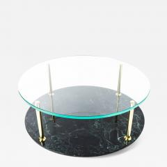 Troy Smith MGB Round Coffee Table - 444691