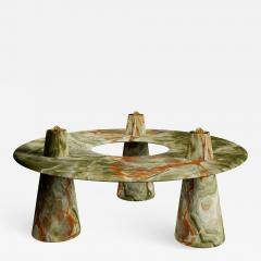 Troy Smith ORBIT COFFEE TABLE BY ARTIST TROY SMITH CONTEMPORARY DESIGN ARTIST PROOF - 1036674