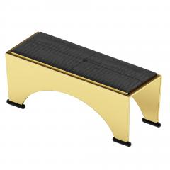 Troy Smith SOLID BRONZE BENCH BY ARTIST TROY SMITH LIMITED EDITION CONTEMPORARY DESIGN - 1034904