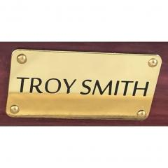 Troy Smith STEALTH LOUNGE CHAIR BY ARTIST TROY SMITH CUSTOM FURNITURE - 1080408