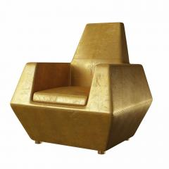 Troy Smith STEALTH LOUNGE CHAIR BY ARTIST TROY SMITH CUSTOM FURNITURE - 1080424