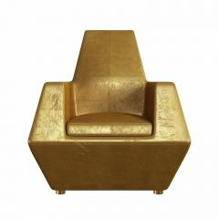 Troy Smith STEALTH LOUNGE CHAIR BY ARTIST TROY SMITH CUSTOM FURNITURE - 1080426