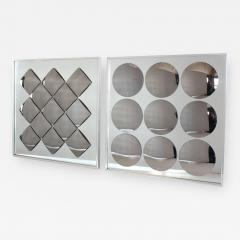 Turner Midcentury Pop Art Bubble Mirrors by Turner - 689856