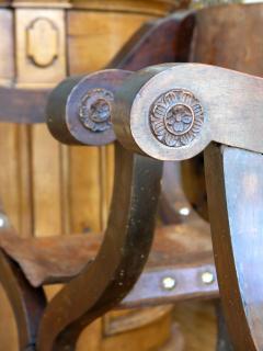 Tuscan folding chairs Circa 1860 - 1126009