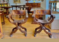Tuscan folding chairs Circa 1860 - 1922256