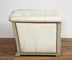 Tuxedo Club Chair - 1459729
