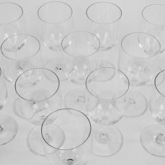 Twelve Baccarat Perfection Red Wine Glasses - 1159277